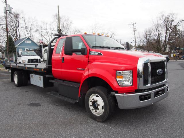2018 Ford F650