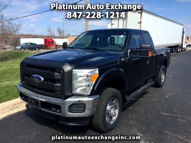2011 Ford F-250 SD SuperCab 4WD