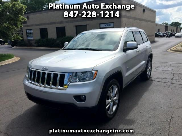 2011 Jeep Grand Cherokee 70th Anniversary Edition 4WD