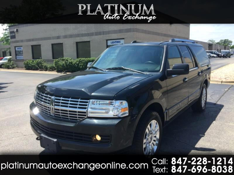 2013 Lincoln Navigator L Limited 4WD