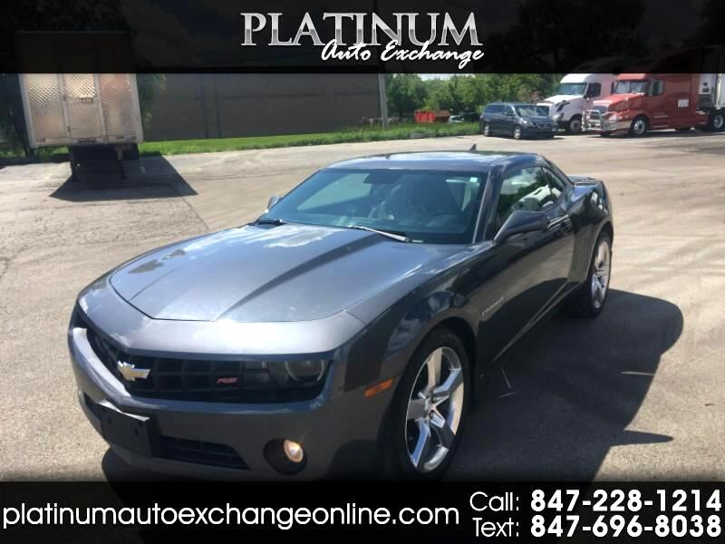 2010 Chevrolet Camaro 2LT With RS Package