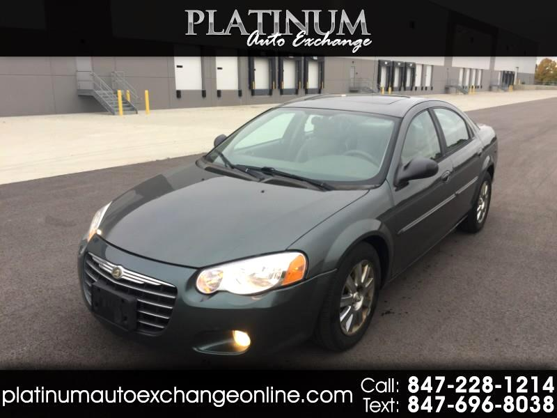 Chrysler Sebring LXi Sedan 2004
