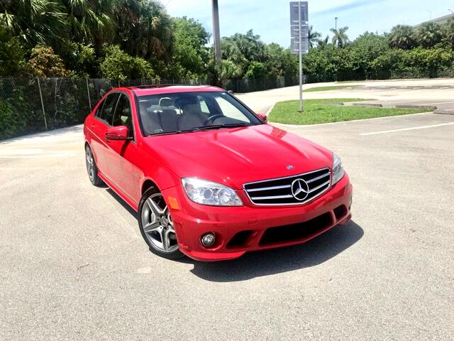 Used 2011 Mercedes-Benz C-Class for Sale in Miami, FL 33168