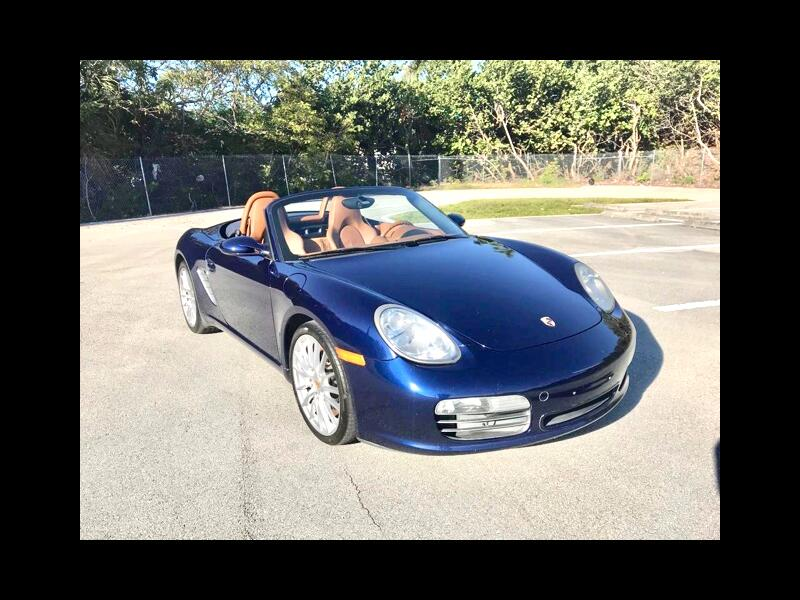 2006 Porsche Boxster 2dr Roadster S Limited Edition