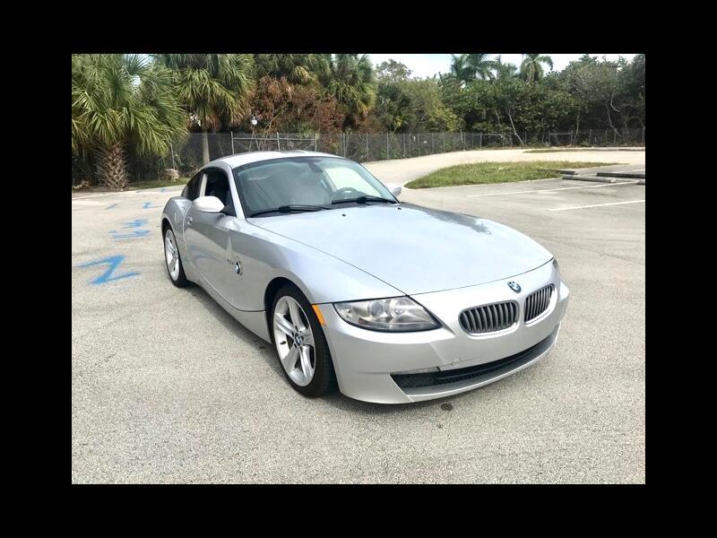 Used 2007 Bmw Z4 3 0si For Sale In Miami Fl 33168 Miami