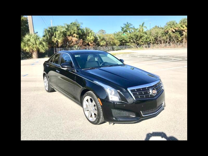 Cadillac ATS 2.0L Luxury RWD 2014