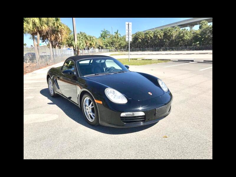 2008 Porsche Boxster 2dr Roadster Limited Edition