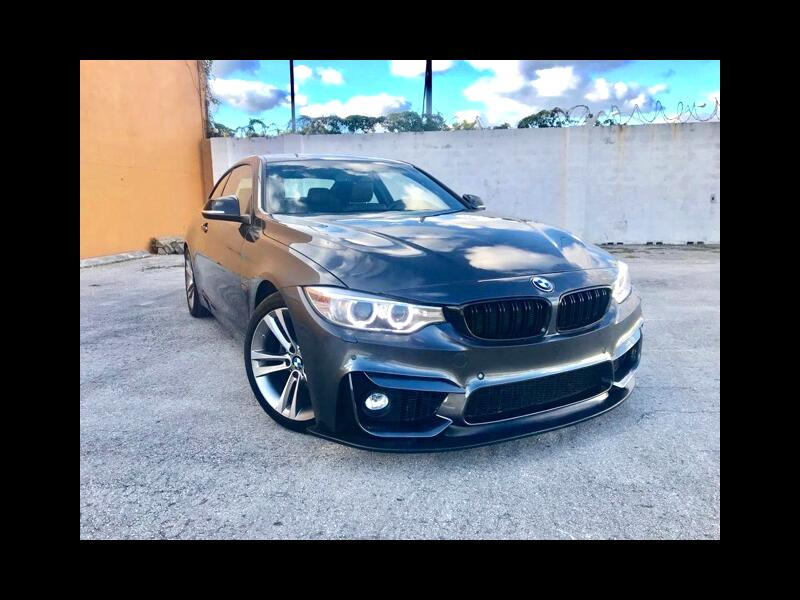 2015 BMW 4-Series 428i Coupe Sports Package