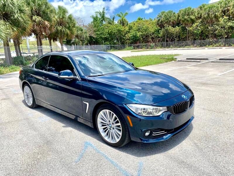 2015 BMW 4-Series 428i convertible Luxury