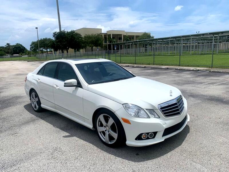 Mercedes-Benz E-Class E350 Sedan 2010