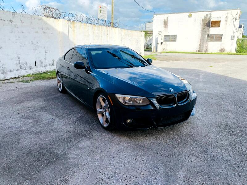 BMW 3-Series 335i Coupe 2011