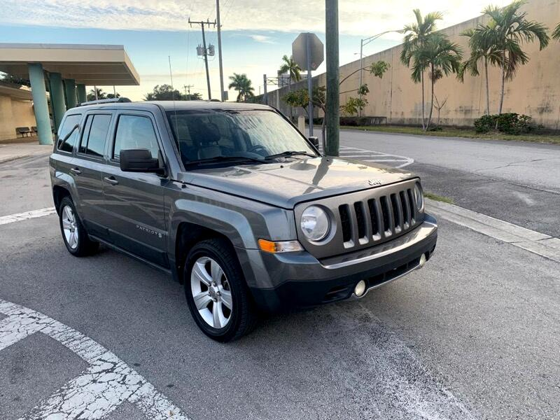Jeep Patriot Limited 2WD 2012