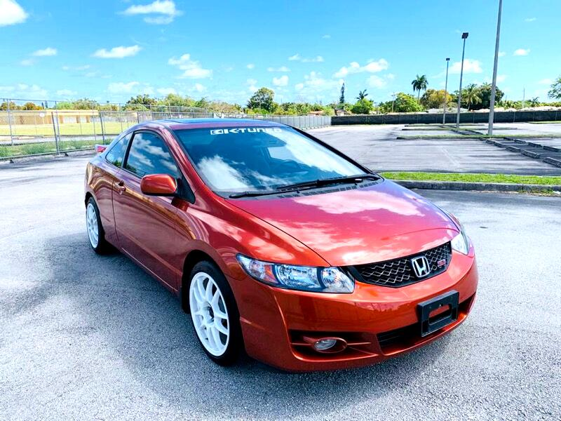 Honda Civic Si Coupe 6-Speed MT 2010