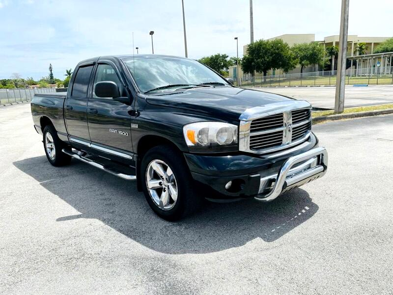 Dodge Ram 1500 ST Quad Cab Long Bed 2WD 2006