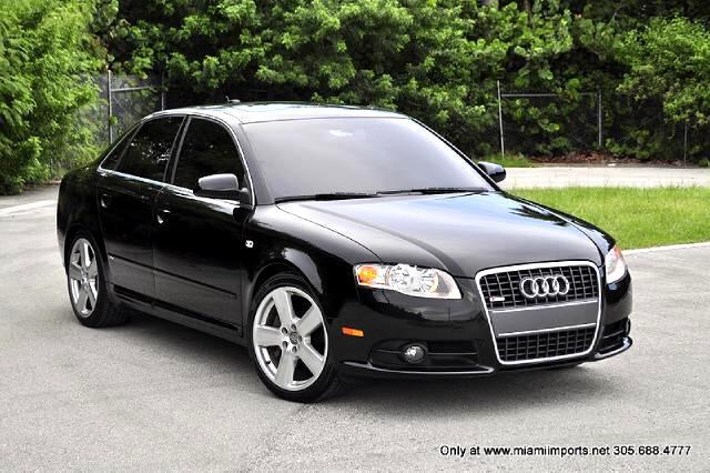 Audi A4 3.2 quattro 2006