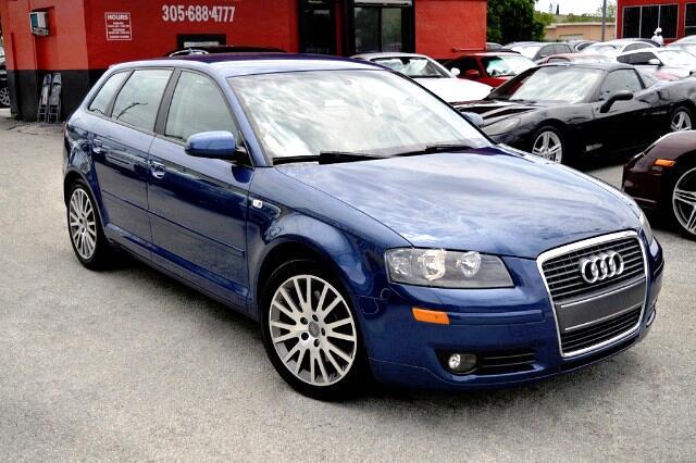 Audi A3 2.0T DSG 2006