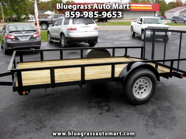 2019 Trailer Utility 6X12 DOVE TAIL