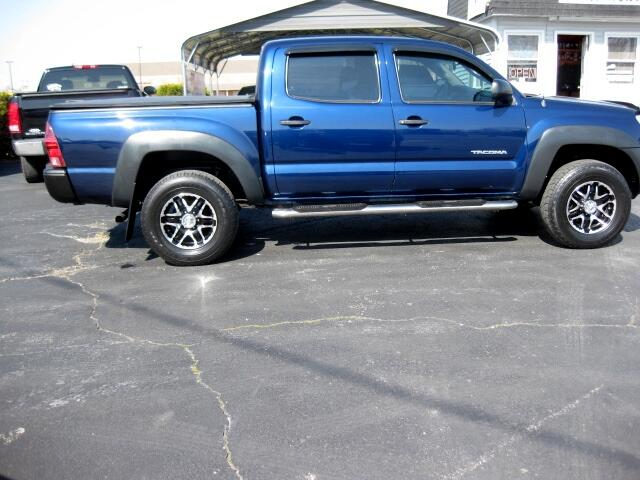 2008 Toyota Tacoma Double Cab V6 Auto 4WD