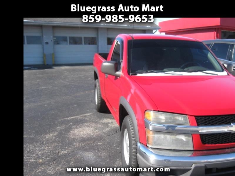 2004 Chevrolet Colorado Z85 4WD