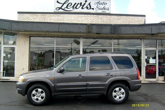 Mazda Tribute LX 4WD 2004