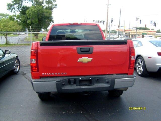 2008 Chevrolet Silverado 1500 Work Truck Ext. Cab Std. Box 2WD