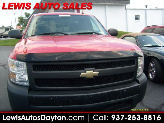 Chevrolet Silverado 1500 Work Truck Ext. Cab Std. Box 2WD 2008