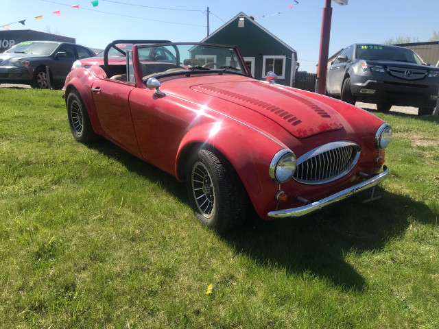 1963 Austin Healey Sebring II Kit Car