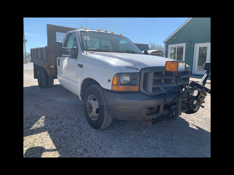 1999 Ford F-350 SD XL Reg. Cab 2WD DRW