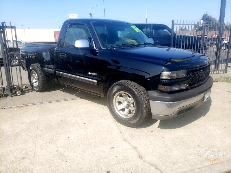 Chevrolet Silverado 1500 LS Long Bed 2WD 2002