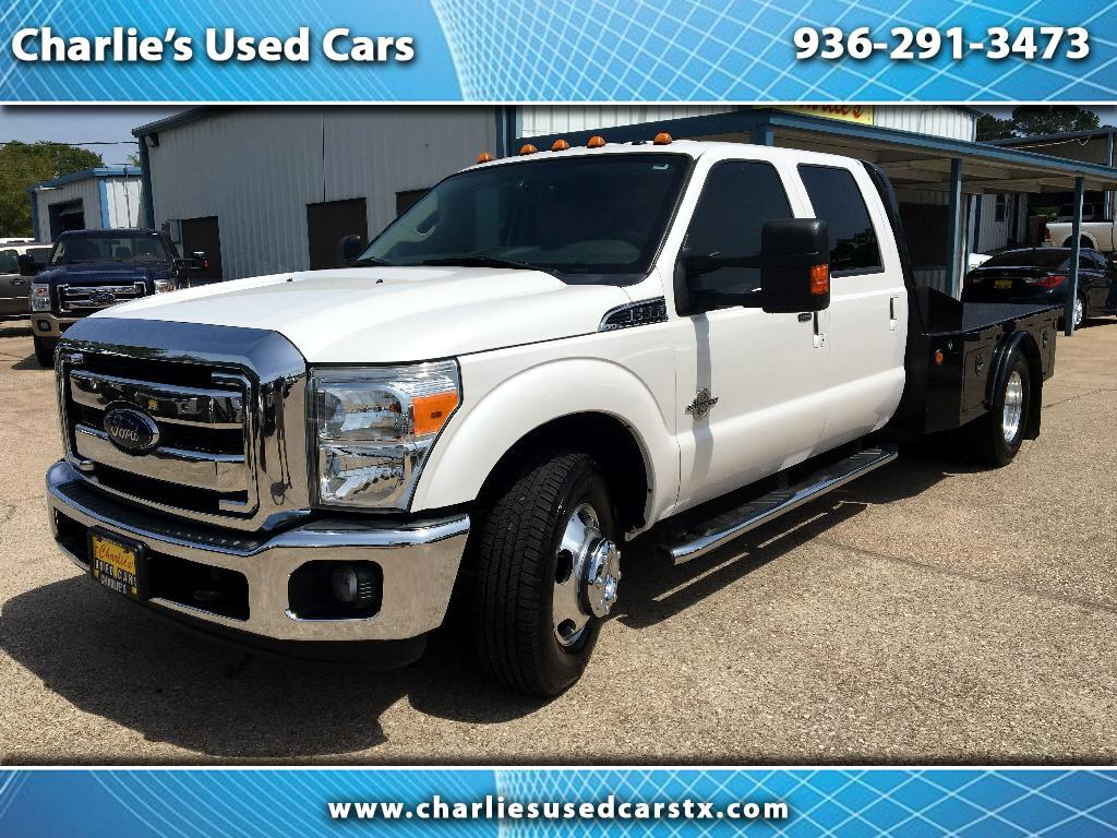 2015 Ford Super Duty F-350 DRW 2WD Crew Cab 172