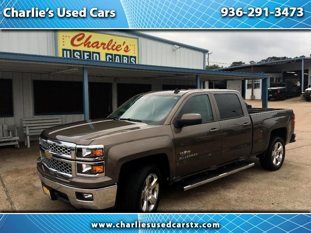 2014 Chevrolet Silverado 1500 2WD Crew Cab 153.0