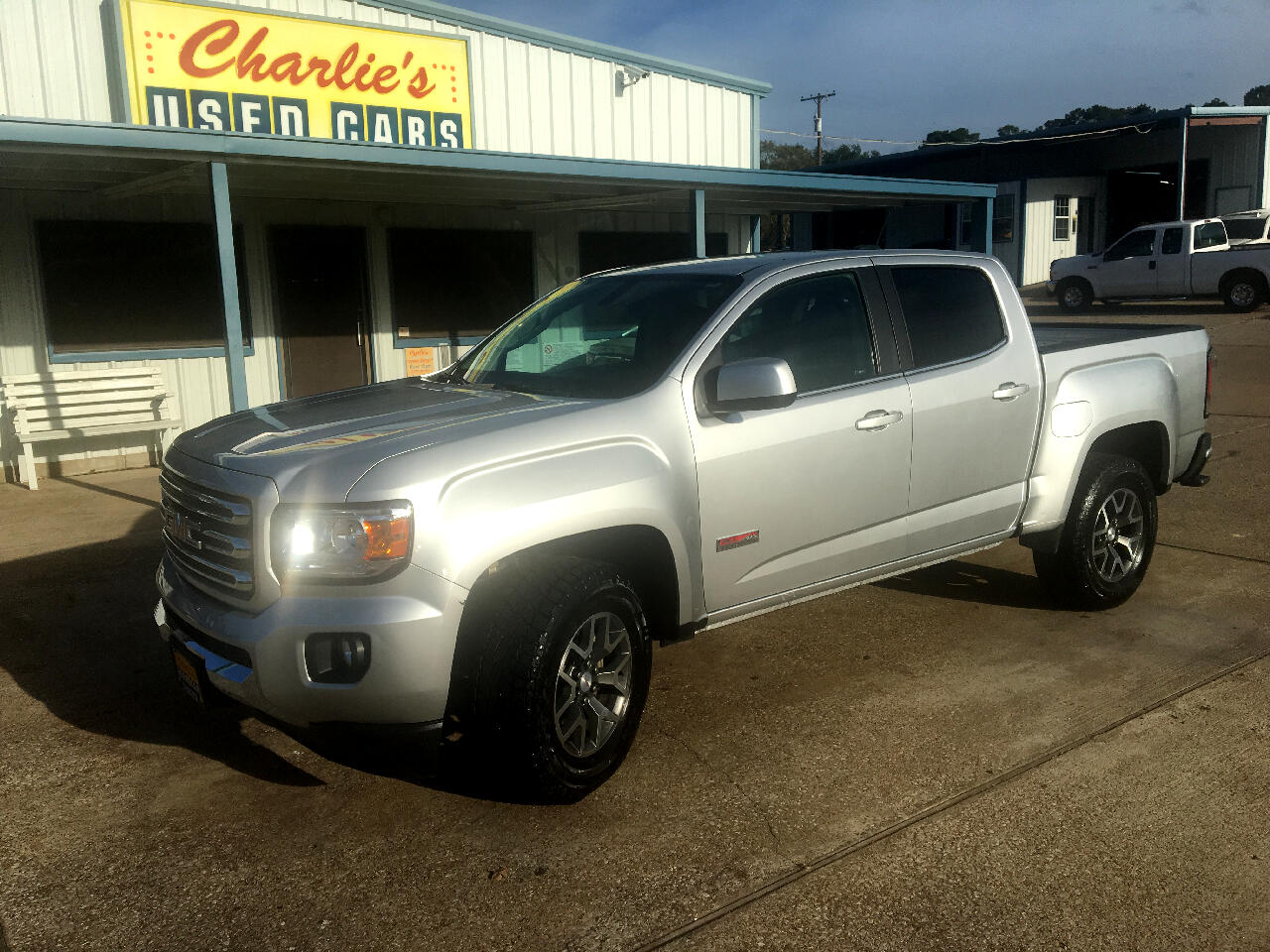 2016 GMC Canyon 4WD Crew Cab 128.3