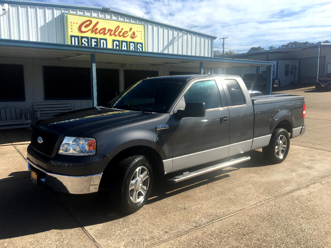2006 Ford F-150 Supercab 145