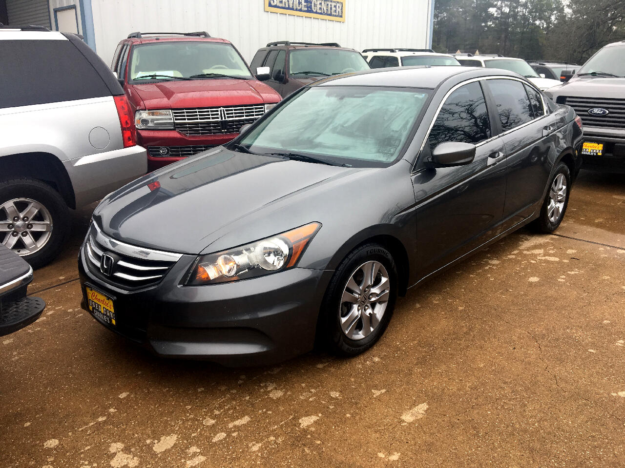 2012 Honda Accord Sdn 4dr I4 Auto LX Premium