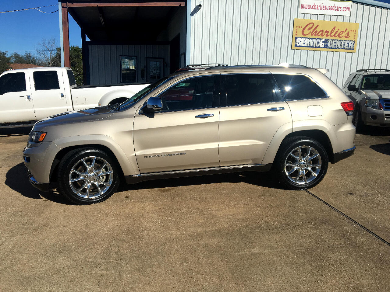 2014 Jeep Grand Cherokee 4WD 4dr Summit