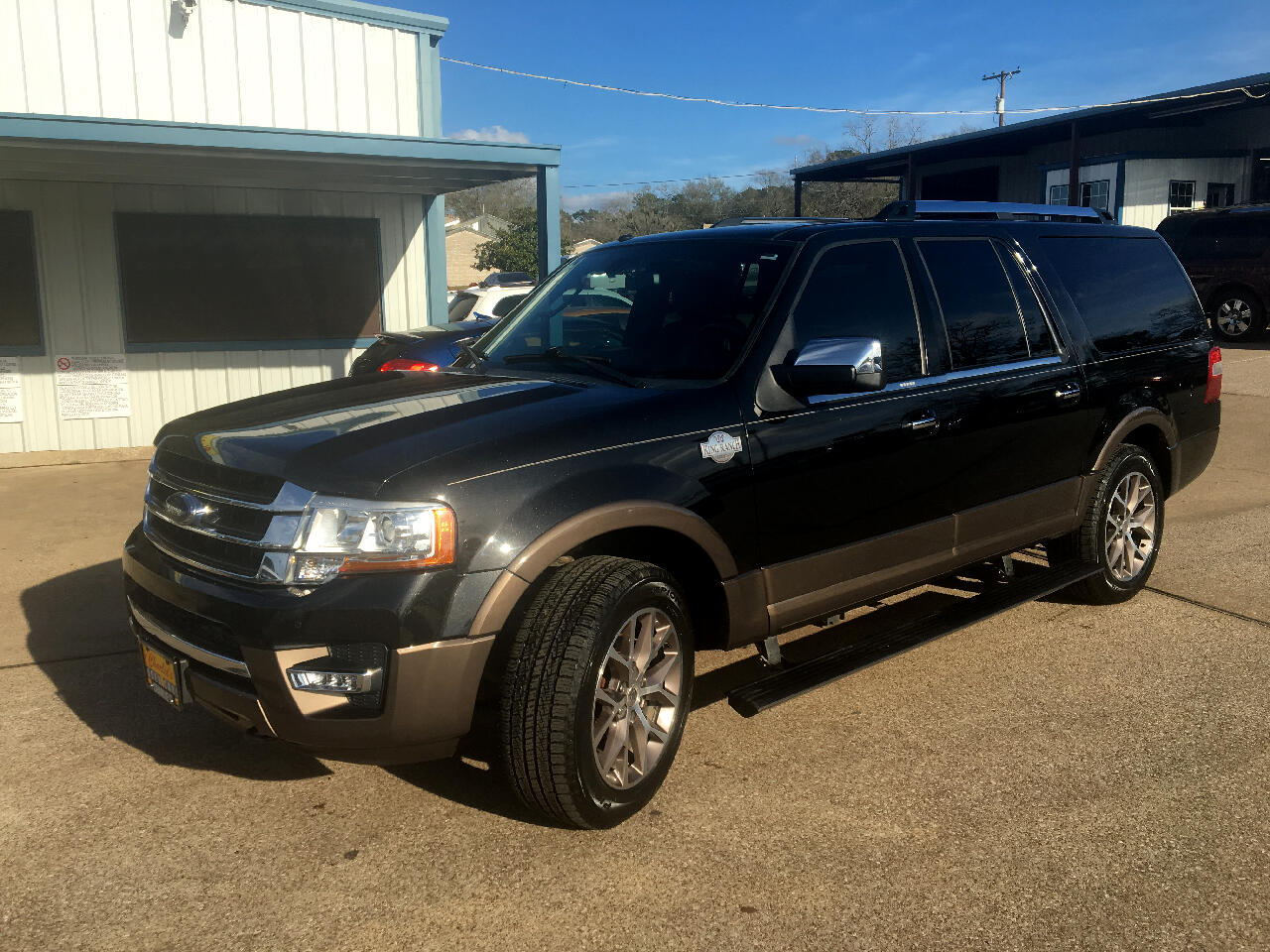 2015 Ford Expedition EL 4WD 4dr King Ranch