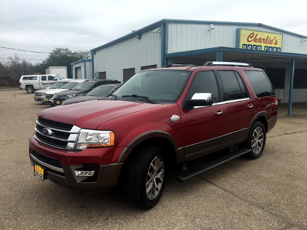 2015 Ford Expedition 2WD 4dr King Ranch