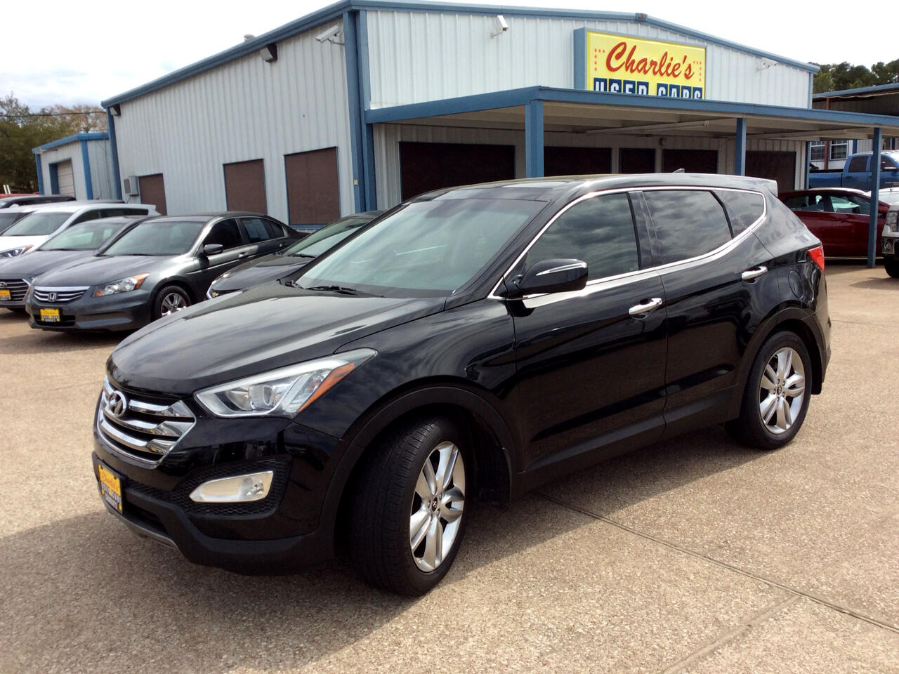 2013 Hyundai Santa Fe Sport FWD 2.0T
