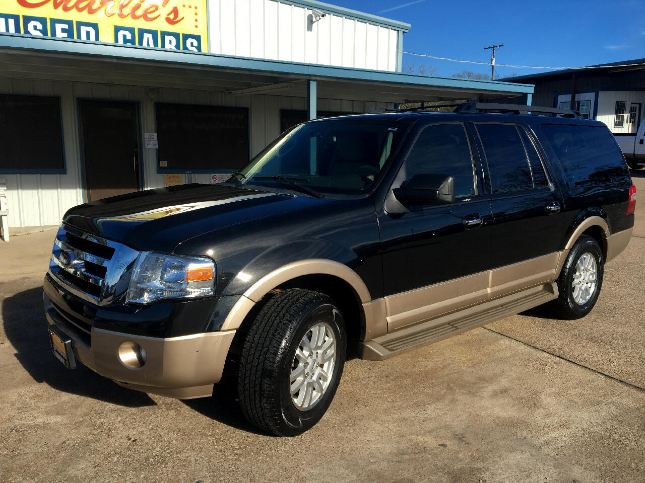 2014 Ford Expedition EL 2WD 4dr XLT