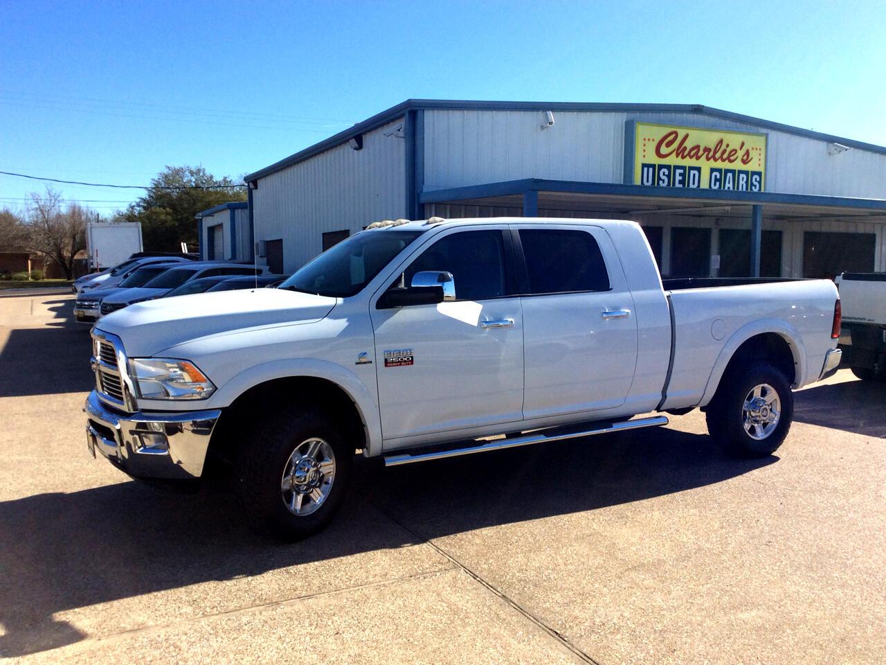 """2012 RAM 2500 4WD Mega Cab 160.5"""" Laramie"""
