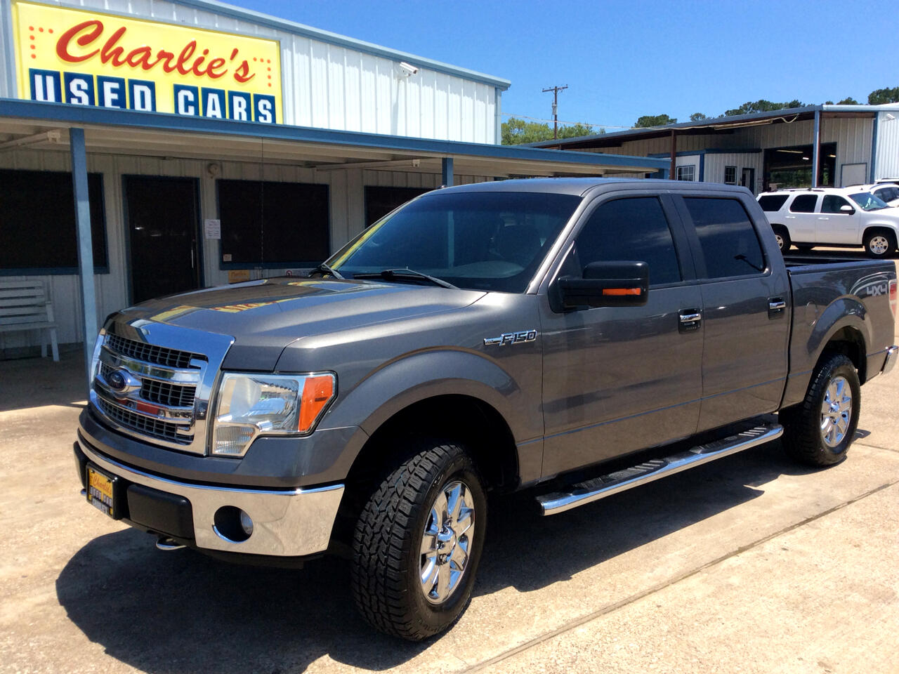 2013 Ford F-150 SuperCrew XLT 4X4