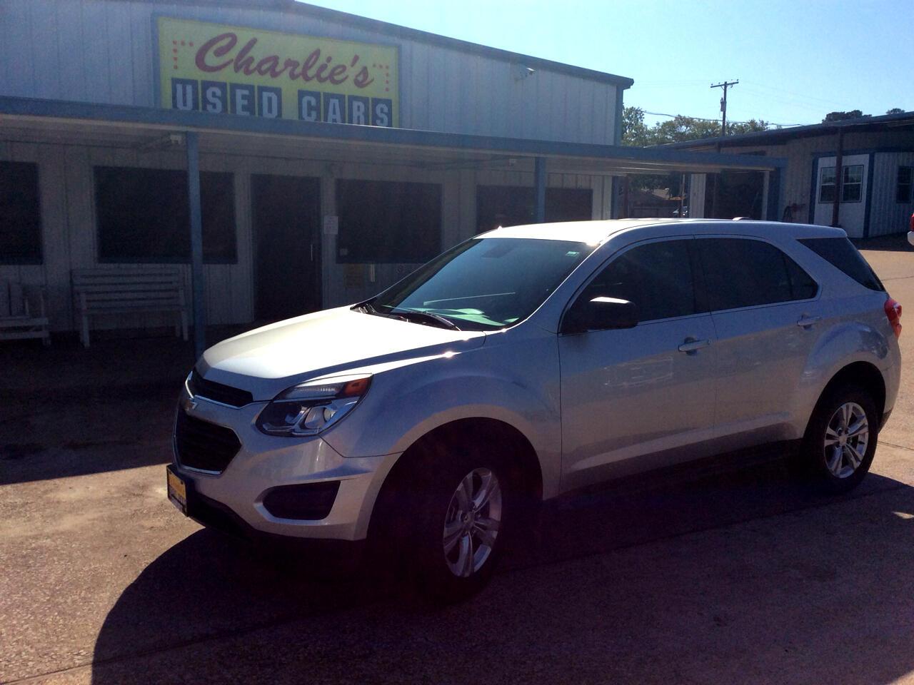 2016 Chevrolet Equinox 4dr 2WD LS