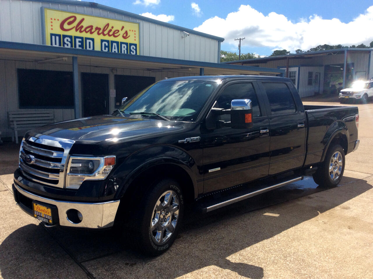 2014 Ford F-150 SuperCrew LARIAT 4X4