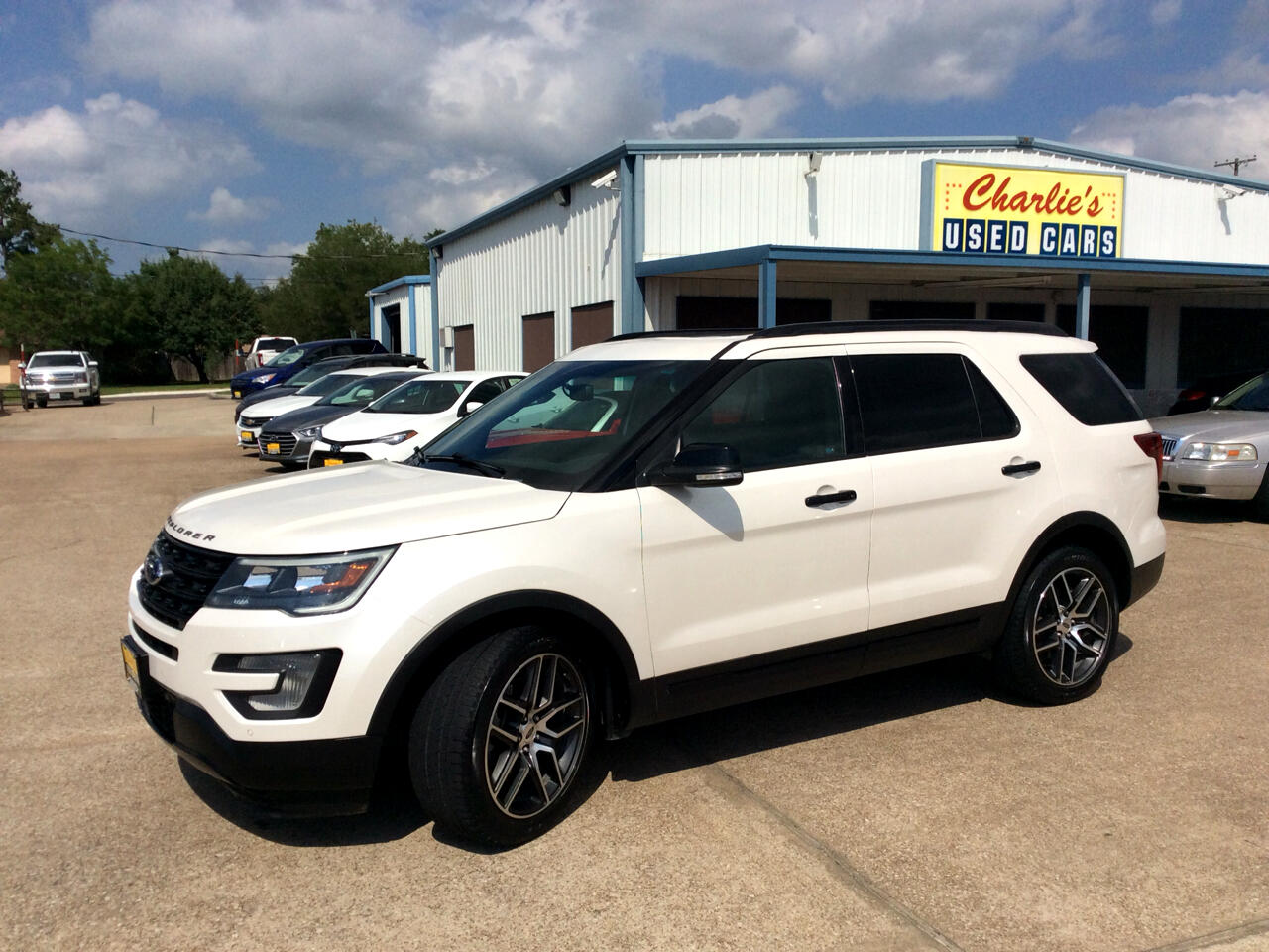 2016 Ford Explorer Sport AWD 4 Door