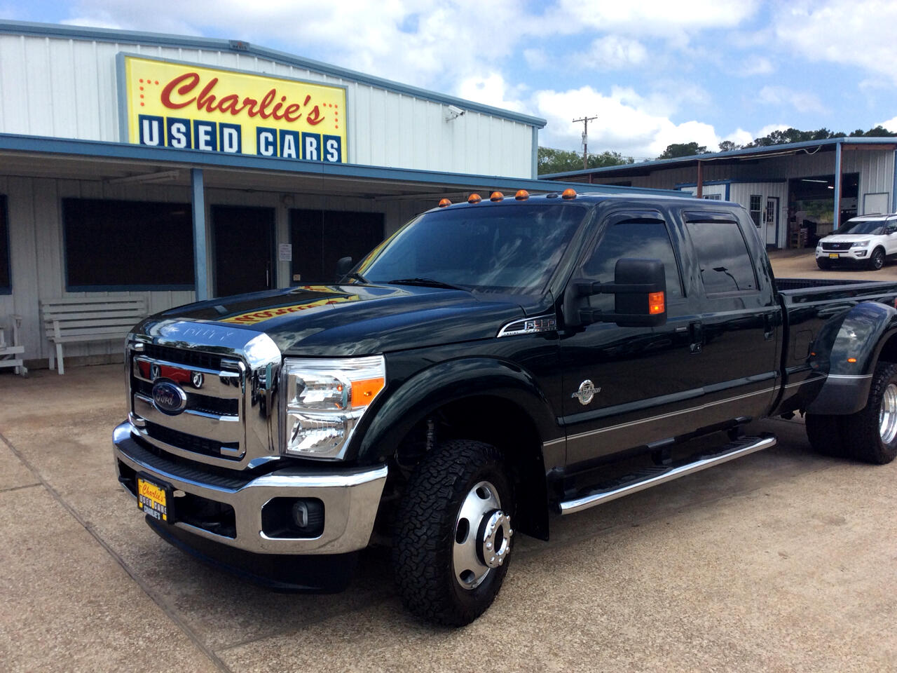 2016 Ford Super Duty F-350 DRW 4WD Crew Cab 172