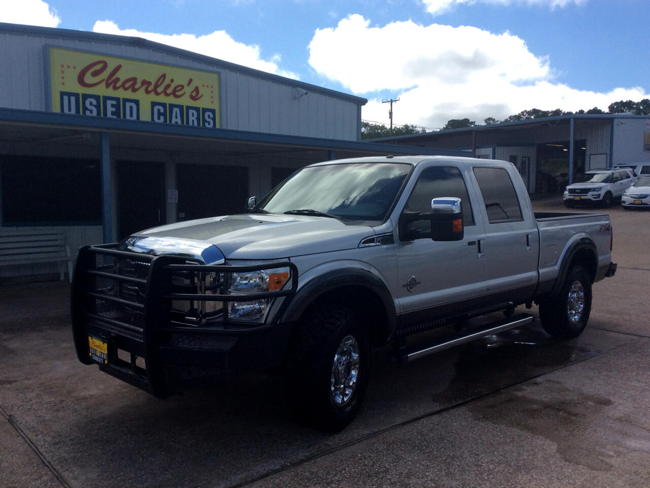 2015 Ford Super Duty F-250 4WD Crew Cab 156