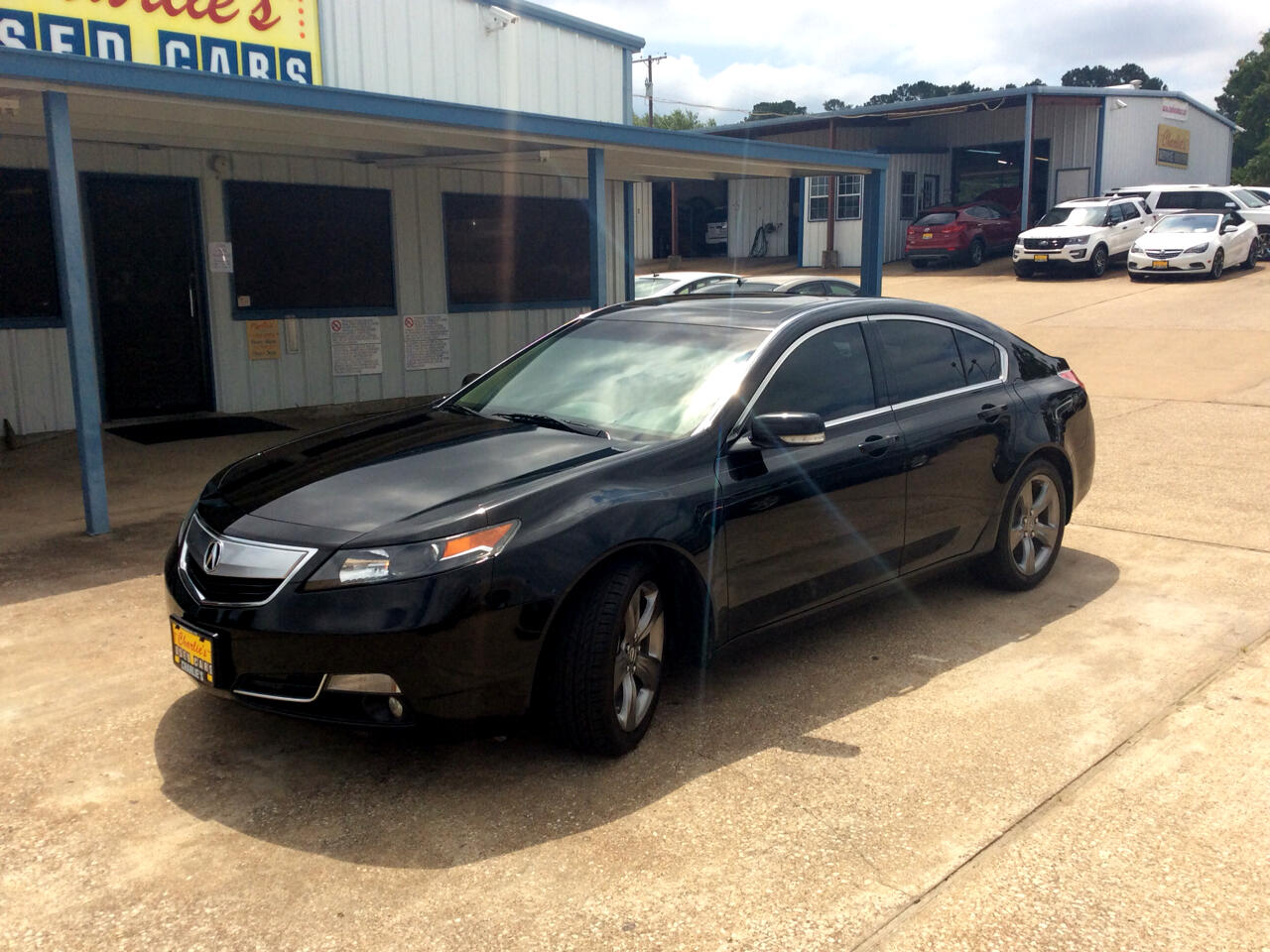 2014 Acura TL 4 Dr Sedan Advance
