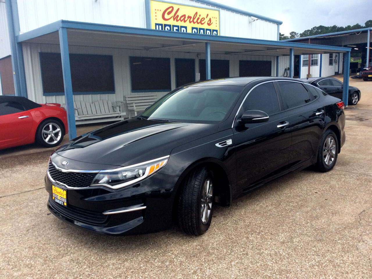 2016 Kia Optima LX Turbo 4DR Sedan