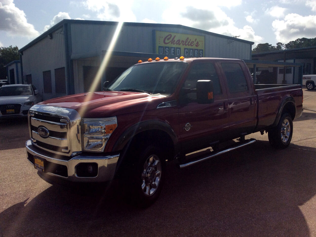 2016 Ford Super Duty F-350 SRW 4WD Crew Cab 172