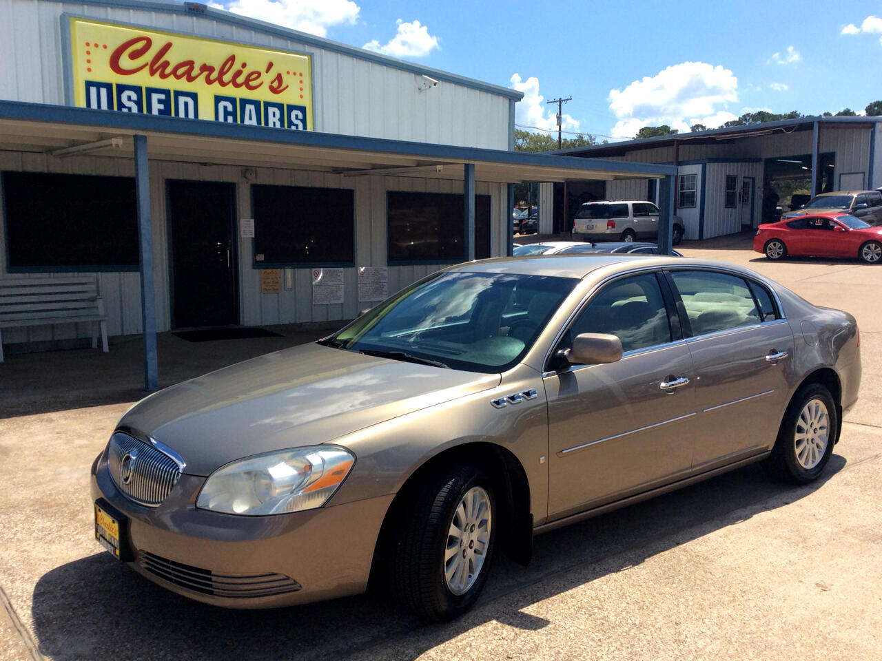 2007 Buick Lucerne 4dr Sdn CX